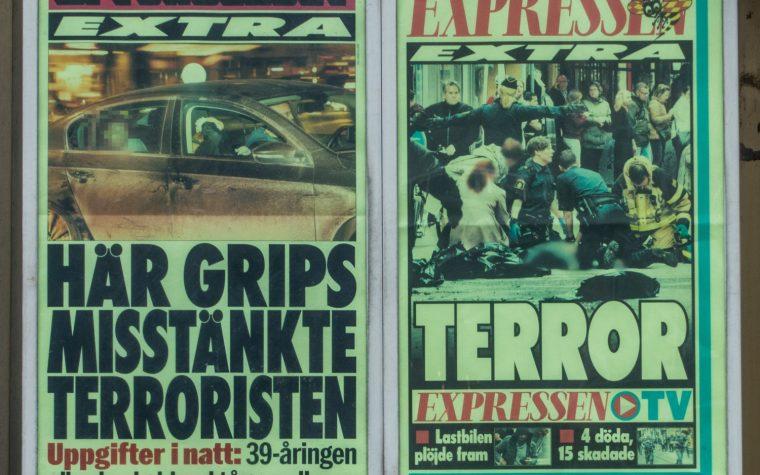 Drottninggatan terror