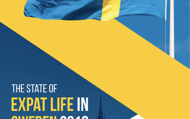 Expat life Sweden report